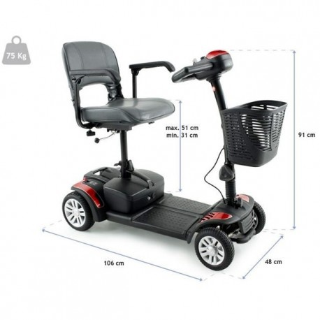 Scooter electrico EX 1420