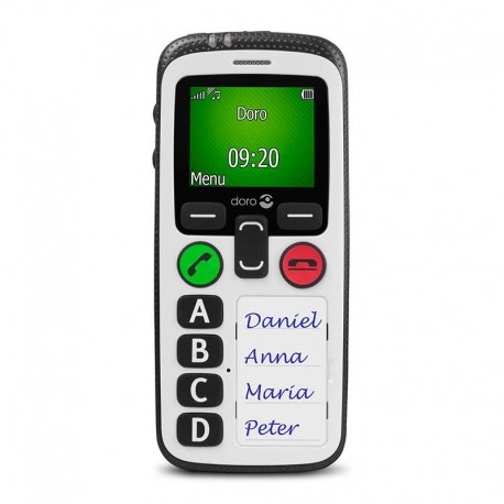 Movil Facil Doro Secure 580
