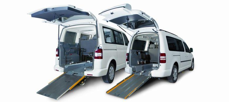 Servicio de transporte para personas con movilidad reducida